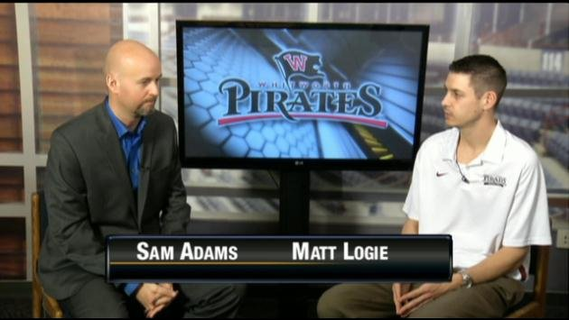Whitworth has found success under head coach Matt Logie, one he would like to continue.