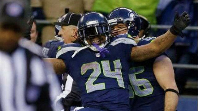 Marshawn Lynch was cleared in the Bellevue Police investigation he was a suspect in on Wednesday.