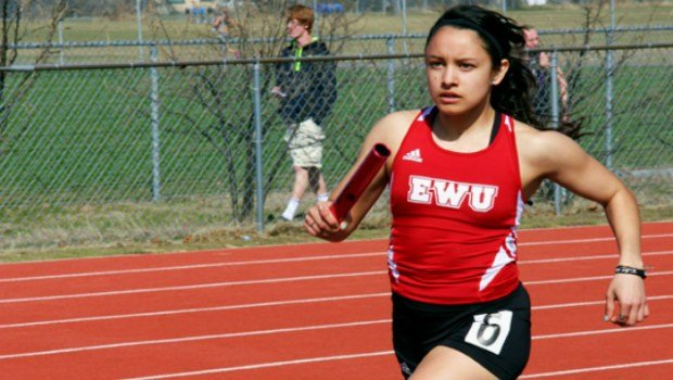 Eastern Washington track and field is eager to get the races started again.