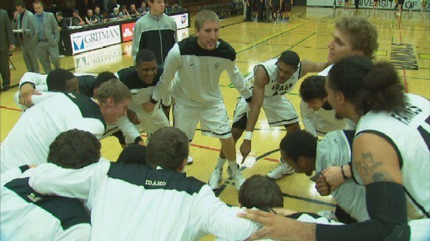 Idaho will host Utah Valley live on SWX at 7:00 p.m.