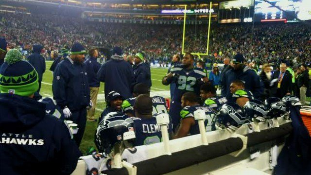 The Seattle defense rallied in the second half and lead the Seahawks all the way to the Super Bowl.