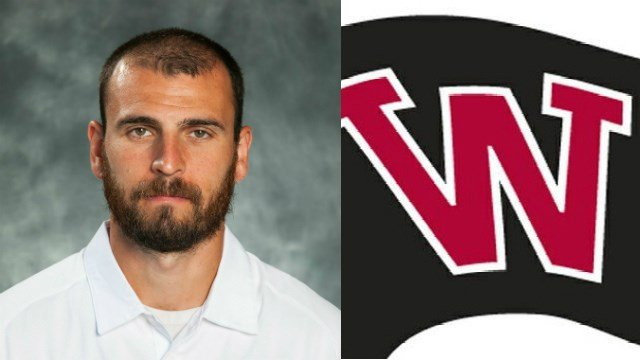 Adam Richbart was named the Whitworth defensive coordinator today.