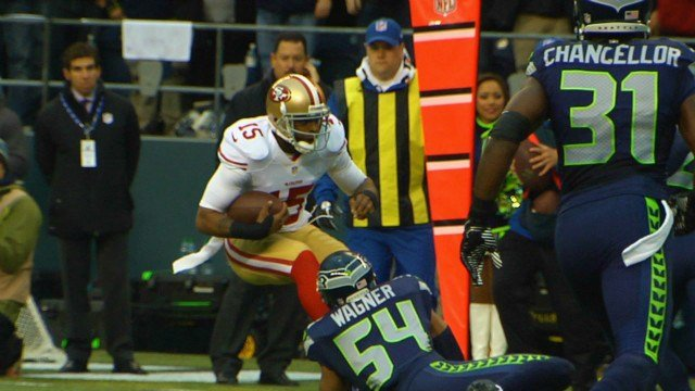 Bobby Wagner and the Seattle Seahawks are heading to the Super Bowl. Now you can see how they got there frame by frame.