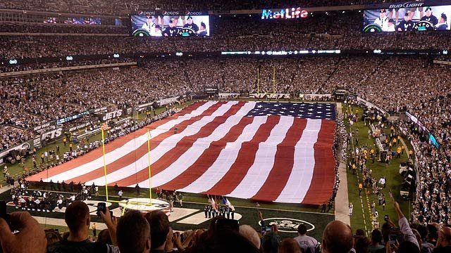 © Jets-Cowboys Pregame 2011