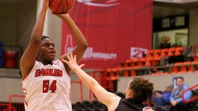 The EWU women's basketball team rallied to comeback and beat Northern Colorado.