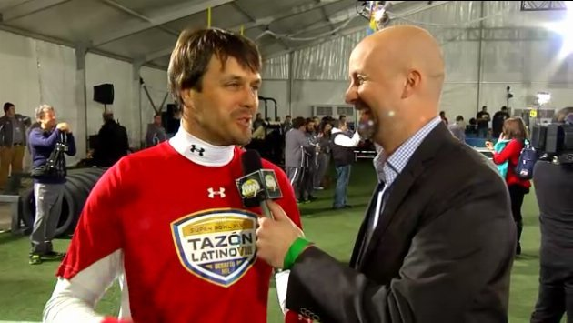 """Former NFL QB Jake """"The Snake"""" Plummer speaks with SWX about his career and this weekend's Super Bowl."""