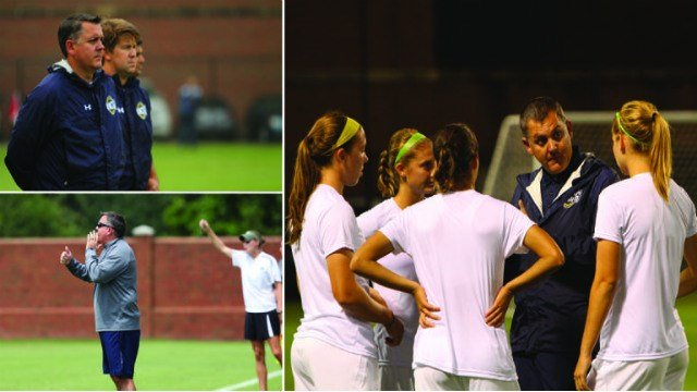 Steve Nugent has been hired as the next WSU soccer head coach. (Courtesy: UNCG Athletics)