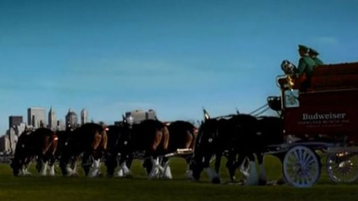 The Budweiser Tribute to 9/11 Super Bowl Commercial Aired Only Once During The Game In 2002