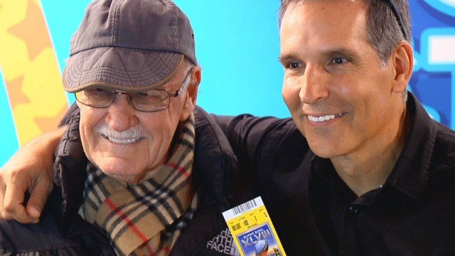 Former EWU Eagle Todd McFarlane and comic book legend Stan Lee talk Avengers and Spawn with Sam Adams.