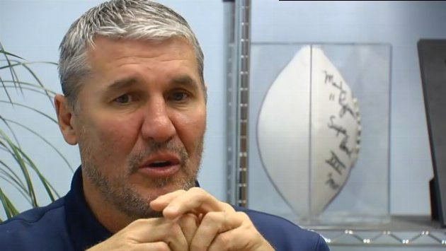 Mark Rypien gives SWX an inside look on what its like to be in a Super Bowl.