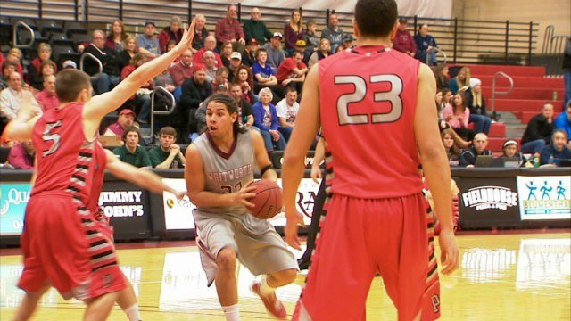 Kenny Love finished with 13 points and 6 rebounds off the bench to help Whitworth defeat Pacific on Saturday.