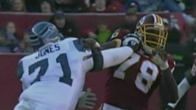 Former Seattle Seahawks split tackle Walter Jones was named to the NFL Hall of Fame today.