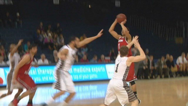 Tyler Harvey and the EWU men's basketball team blew out the Bobcats in Bozeman.