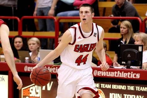 The EWU men's basketball team will look to complete the sweep of the Montana school's this weekend.