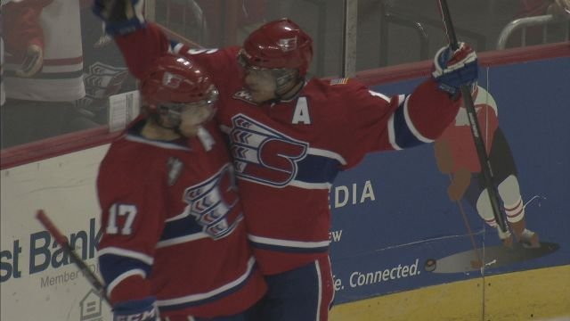 The Chiefs scored four goals in the third period to dominate Tri-City on Saturday.