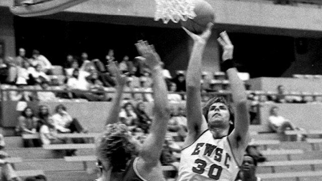 Ron Cox was a four-time NAIA All-American in his time at EWU. His number will be retired on March, 8.