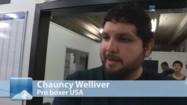 Spokane native Chauncy Welliver will look to beat Billy Wright in their WBC Asia Boxing Council title bout in New Plymouth, New Zealand on Friday.