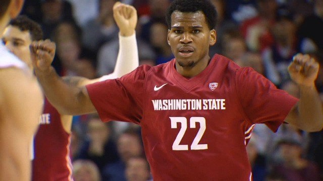 Royce Woolridge and the Cougars lost to Oregon State on Thursday night.