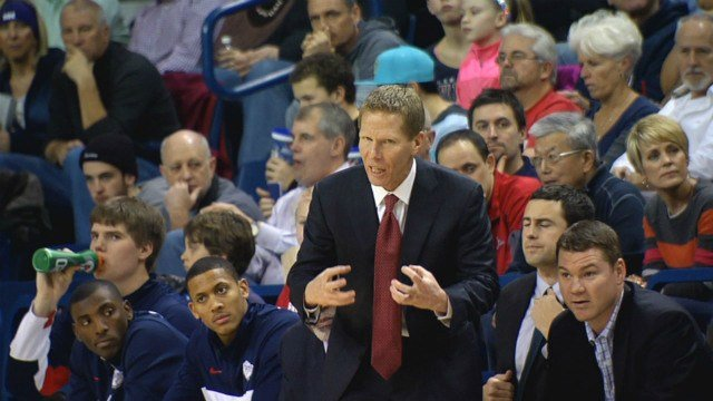 The No. 25 Zags left Mark Few wanting more from his team as they dropped their second straight game, Gonzaga's first losing streak of the season.
