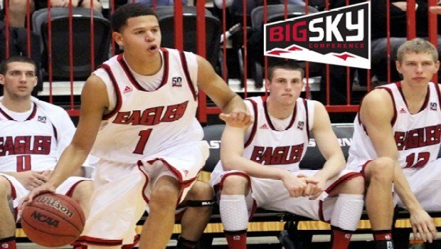 Tyler Harvey and the EWU men's basketball team will look to improve their Big Sky standing this week.