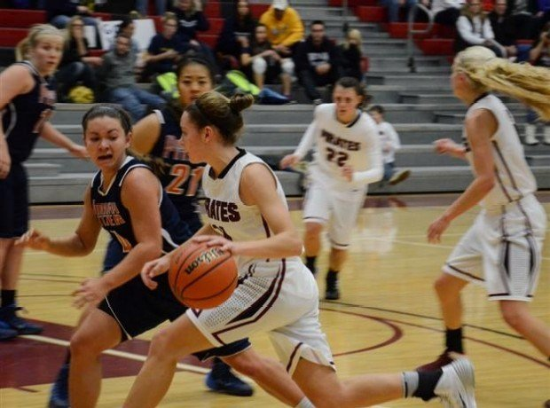 KC McConnell and the Whitworth women's basketball team defeated George Fox to advance to the NWC Championship game.