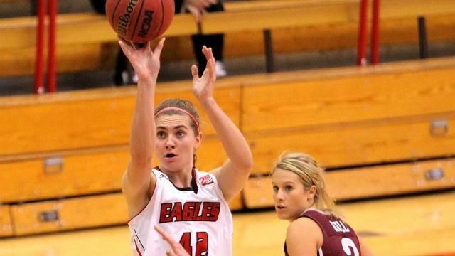Despite junior Melissa Williams' career-high 23 points, the EWU women fell to Idaho State on Thursday night.