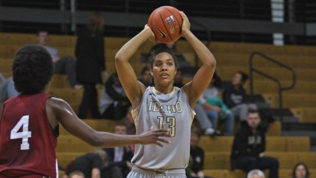 Ali Forde finished with 15 points and 7 rebounds and the Idaho women earned their first 22-win season since 2003-'04.