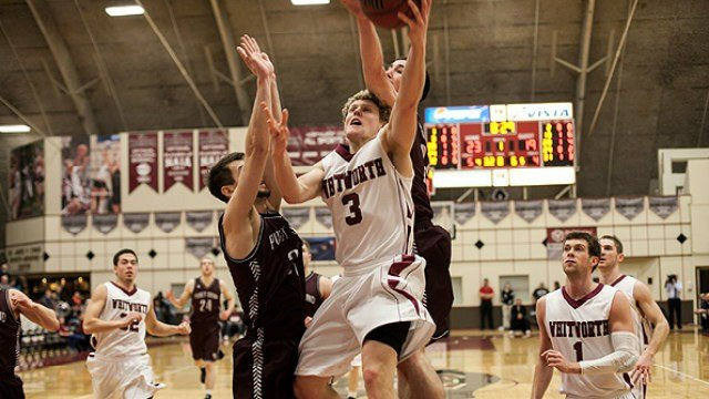 Whitworth senior Dustin McConnell was named to the NABC All-West Region team today.