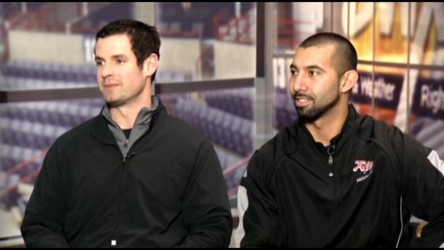 The new strength and conditioning coaches for the Shock, Drew Buchkoski and Raul Vijil , joined SWX to talk about their new charge.