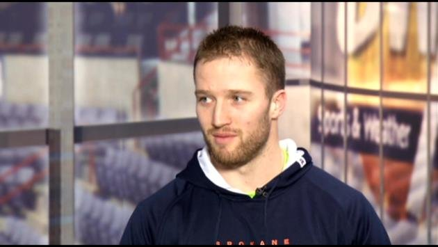 Andy Olson is gearing up for his third year in charge of the Spokane Shock.