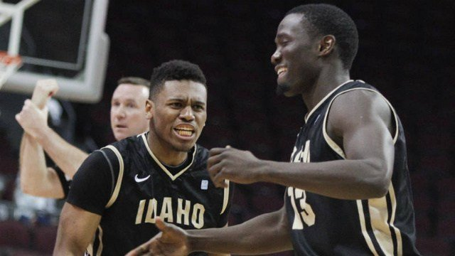 The Idaho Vandals defeated No. 1 seed UVU to advance to the WAC Tournament Championship on Saturday.