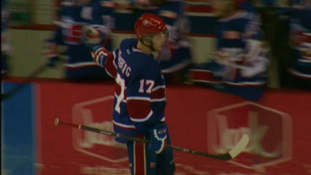Mitch Holmberg secured the Chiefs career-goals record with his 147th in the Chiefs shootout win over the Ams.