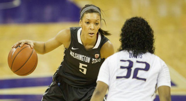 Tia Presley and the rest of the WSU women's basketball team will face Montana in the 1st round of the WNIT.