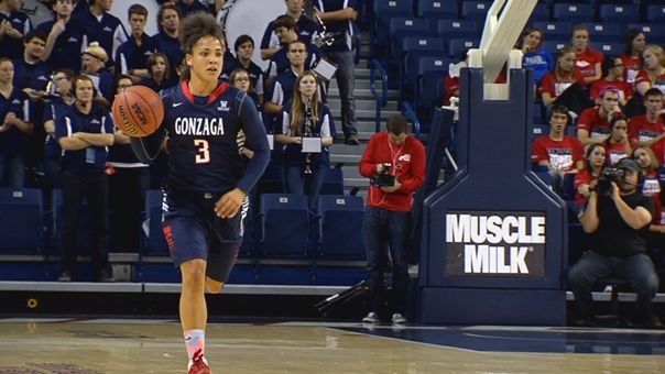 Haiden Palmer and the Gonzaga women's basketball team will look to defeat James Madison in the NCAA Tournament.