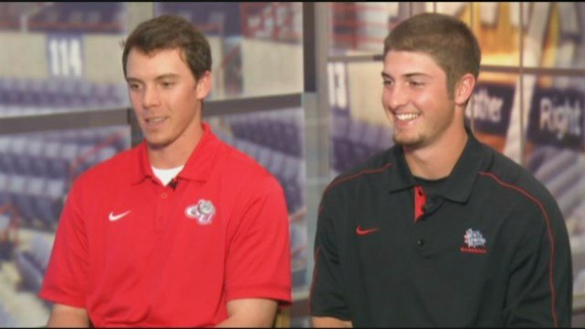 Mitchell Gunsolus and Cory LeBrun joined Neil Stover in the SWX Studio to give Gonzaga fans a mid-season update.