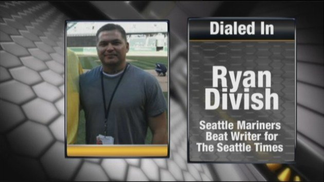 SWX gets dialed in with Mariners beat writer for the Seattle Times Ryan Divish.