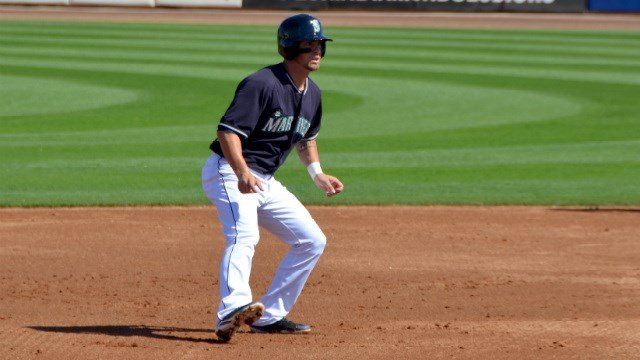Nick Franklin was one of the casualties optioned to AAA when the Mariners dwindled their roster down to 28 on Friday.