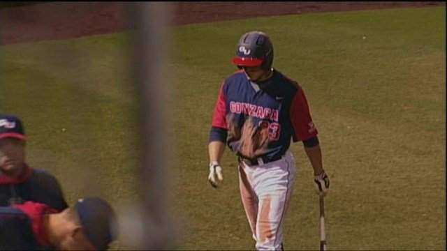 Gonzaga came up short vs. Oregon at the Patterson Baseball Complex on Tuesday.
