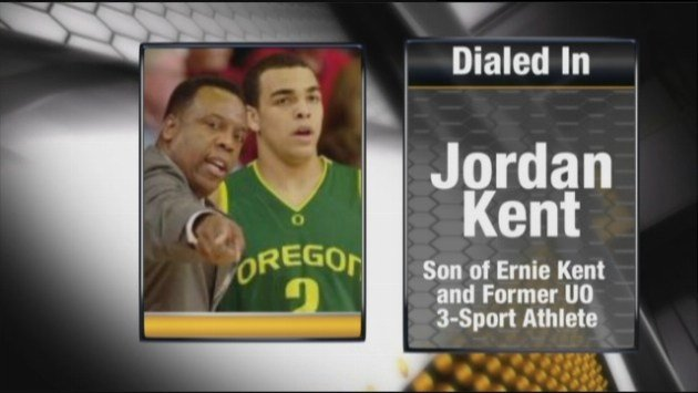 Jordan Kent, son of Washington State's new head basketball coach Ernie Kent, joins SWX by phone.