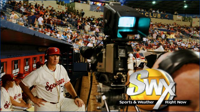 SWX will broadcast six Spokane Indians games later this summer.