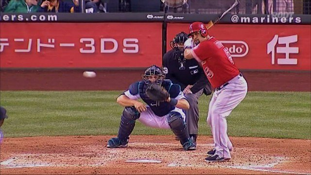 Albert Pujols' two-run jack in the third inning was all the Angels needed to defeat Seattle on Wednesday night