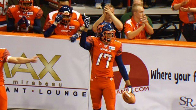 Adron Tennell and the Spokane Shock are getting ready to face the undefeated Cleveland Gladiators this Saturday.