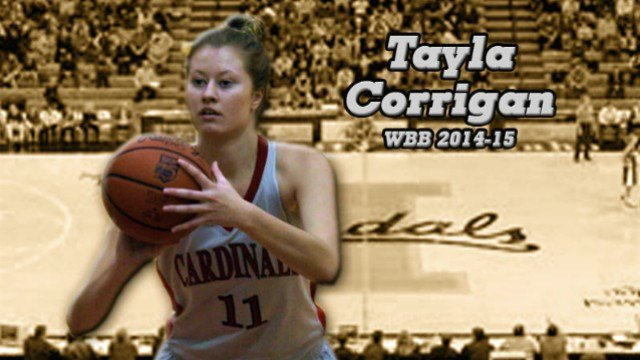Tayla Corrigan will join Stacey Barr and company in Moscow this upcoming season.