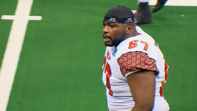 Spokane Shock DT Terrance Taylor joined SWX for this week's edition of Shock Talk.