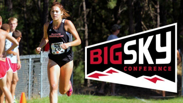 Katie Mahoney put together one of the best weekends by any EWU distance runner of all time to earn Big Sky Conference Track Athlete of the Week honors. (Photo: EWU Athletics)