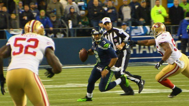 Russell Wilson and the Seahawks scrambled their way into convincing Super Bowl win last season, will the impending contract between the two look as effortless?