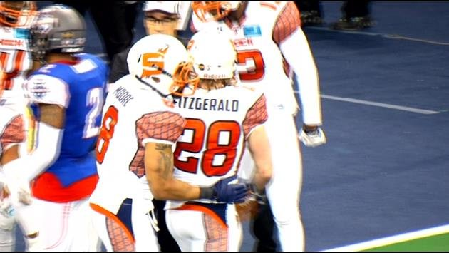 Shock rookie DB JT Fitzgerald talks about the season in this week's edition of Shock Talk.