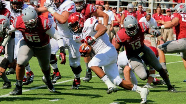 EWU football will look to get its first win vs. WSU in 2016, and will now have another meeting in 2018, as well. (Photo: EWU Athletics)