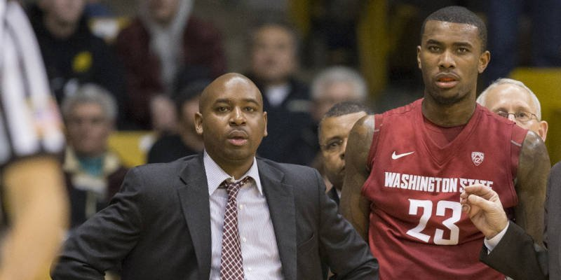 Curtis Allen will remain with WSU basketball, as announced by first-year head coach Ernie Kent. (Photo: WSU Athletics)