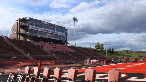There's a reason EWU plays on Roos Field, he's one of the all-time best Eags, and he helped pay for it.